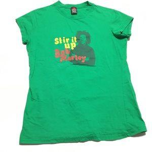 Bob Marley 2005 Stir It Up Retro T-Shirt